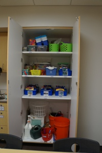 Supply Cupboard