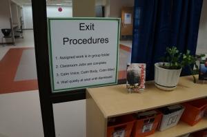Exit Procedures